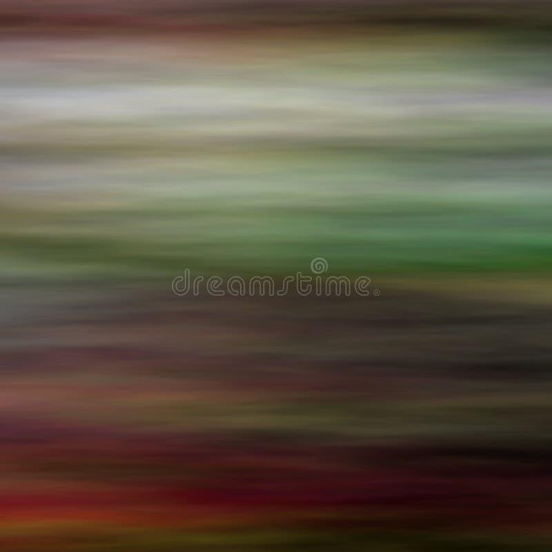 1 абстрактный ландшафт иллюстрация штока