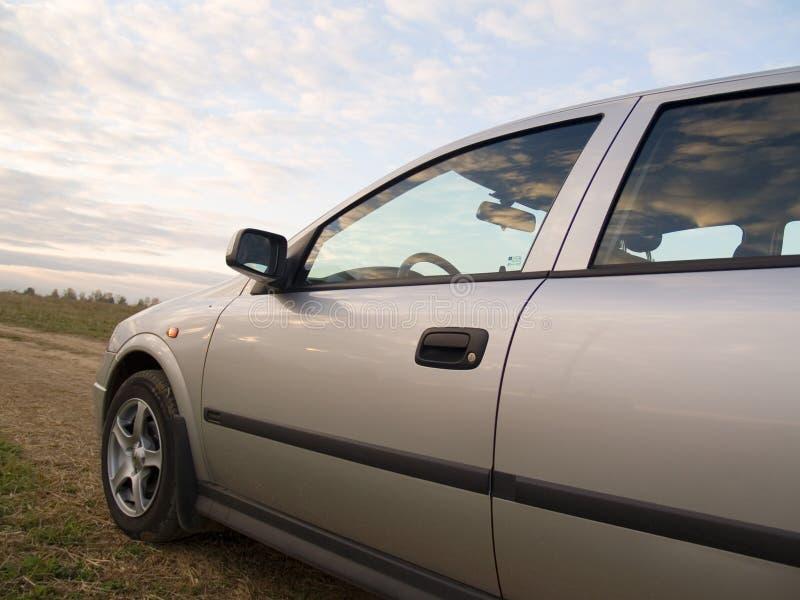 1 автомобиль стоковое фото rf
