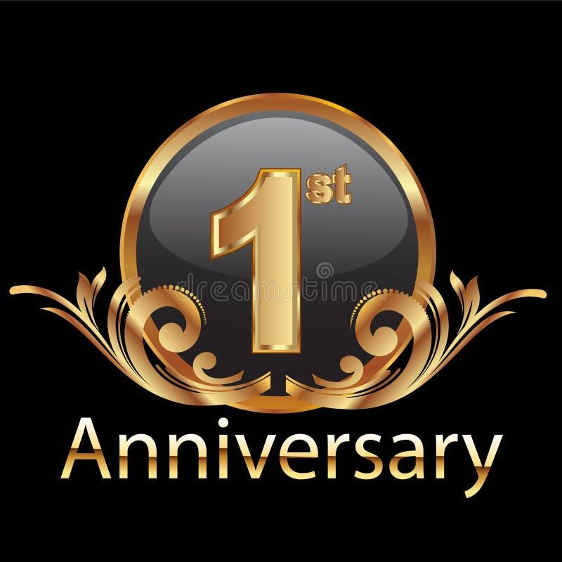 1-ая первая годовщина