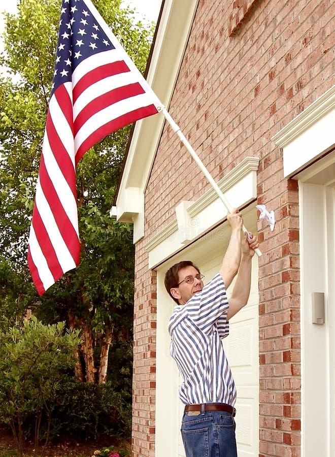 1 гордость патриотизма стоковое фото
