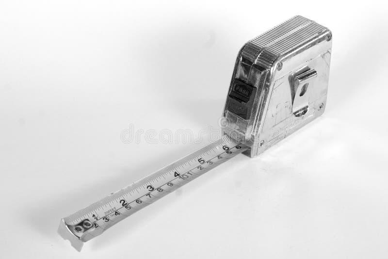 1 измеряя лента стоковая фотография rf