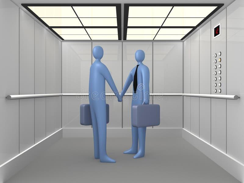 1 лифт 3d бесплатная иллюстрация