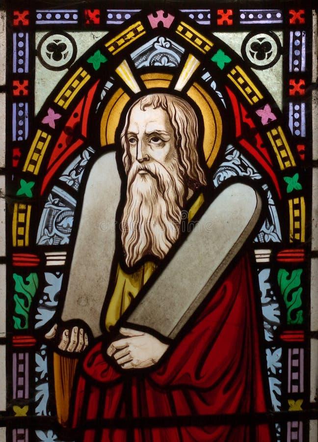 1 Моисей стоковая фотография rf