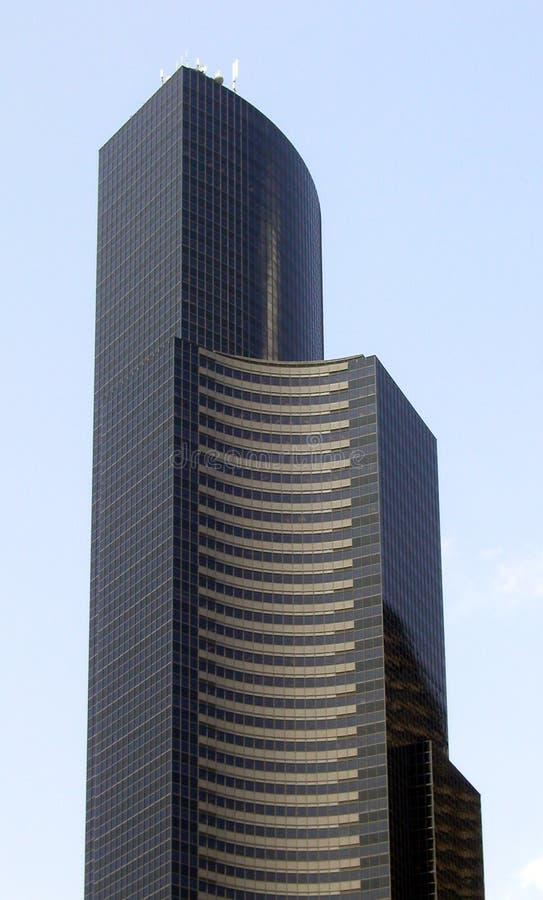 1 небоскреб Стоковое фото RF