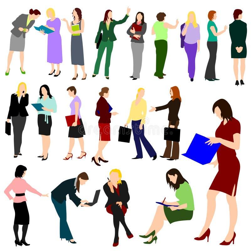 1 отсутствие работы женщин людей бесплатная иллюстрация