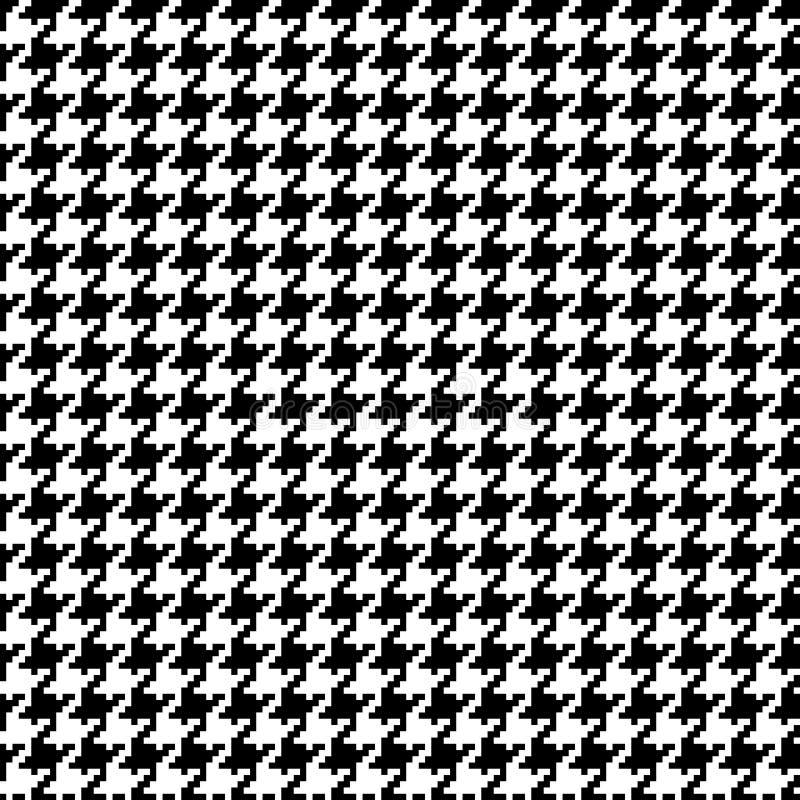 1 пиксел houndstooth