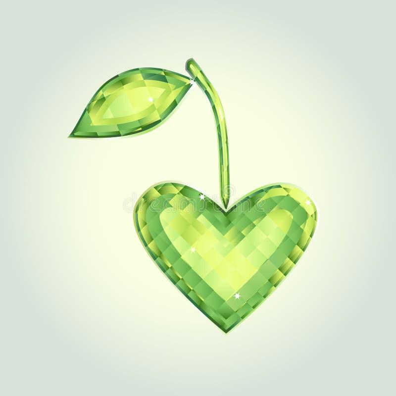 1 природа влюбленности I иллюстрация вектора