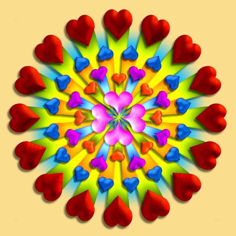 Download 1 разрывало сердце иллюстрация штока. иллюстрации насчитывающей приветствие - 480816