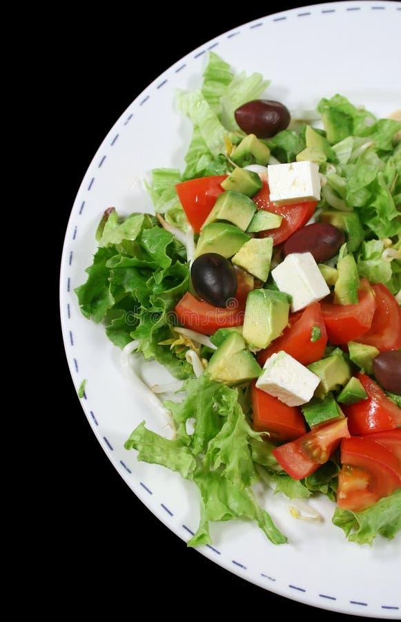1 салат feta сыра стоковые фото