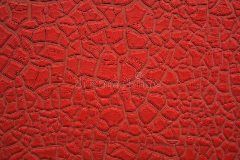 1 текстура красного цвета шелушения стоковая фотография rf