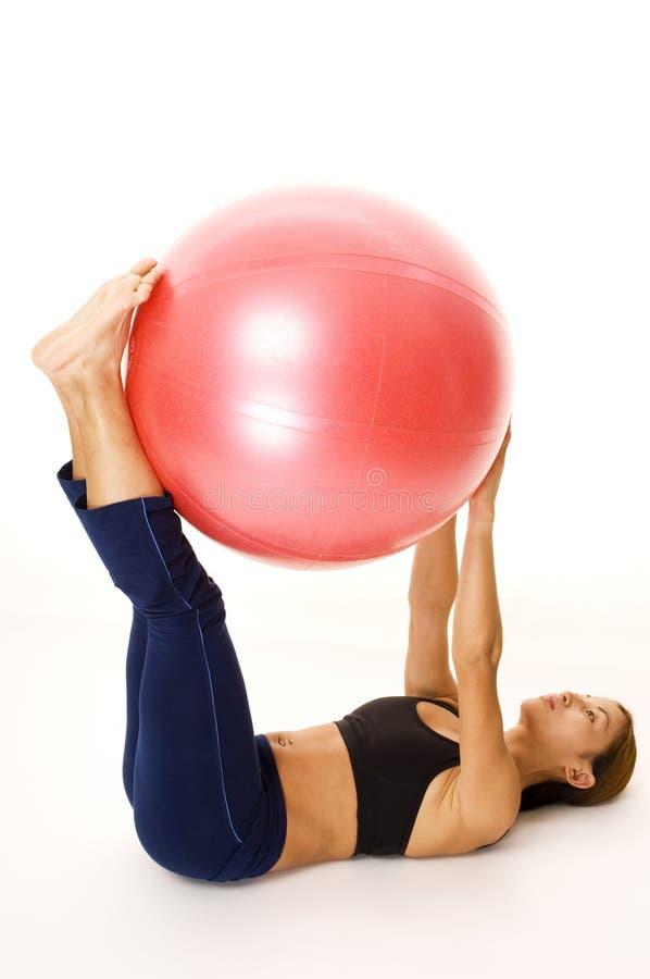 1 утес шарика стоковое изображение
