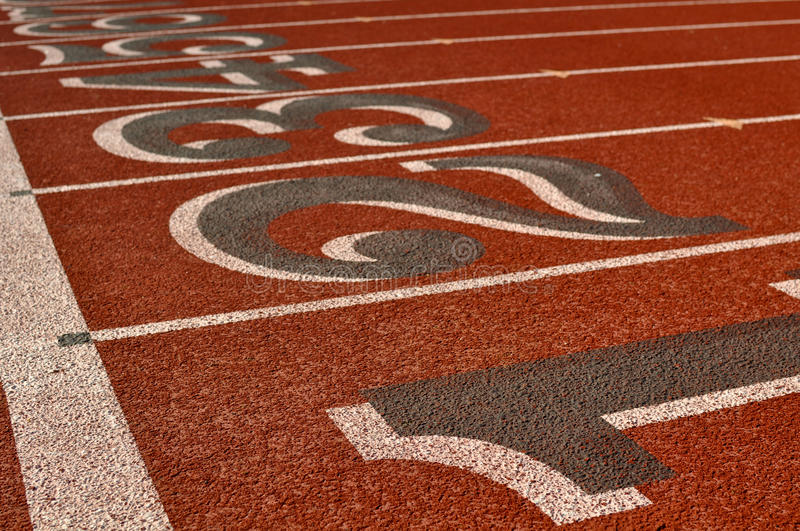Download 1 2 3 Track To Get Ahead Stock Images - Image: 12835644