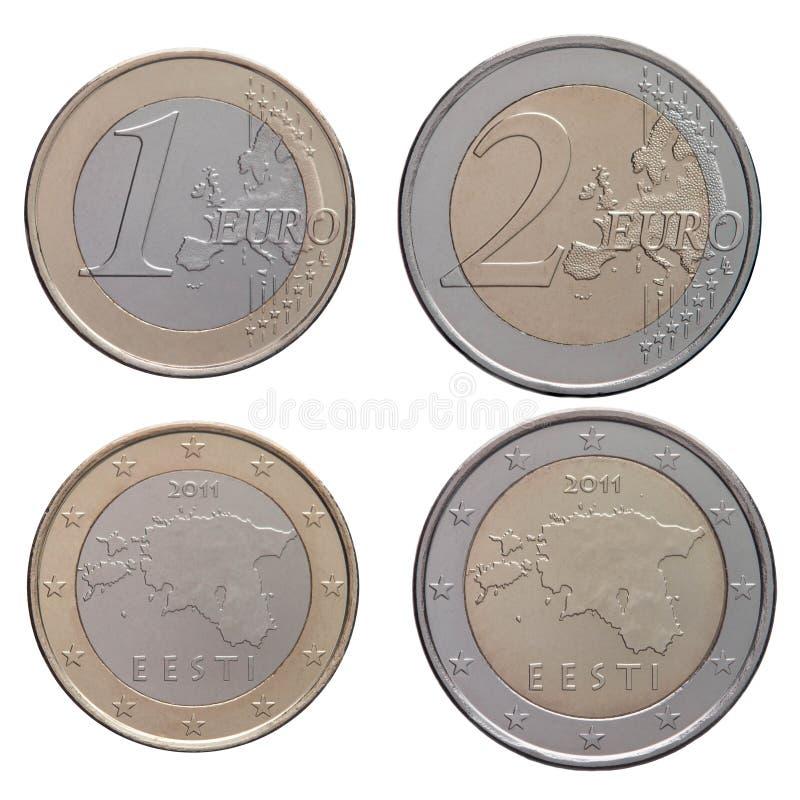 Free 1,2 Euro Royalty Free Stock Image - 17784086