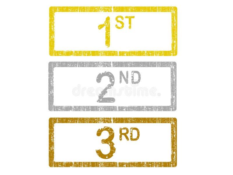 1. 2. und 3. vektor abbildung