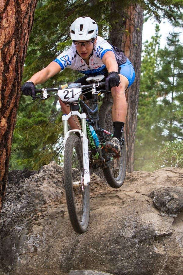 Download 1 2012 гнут серии гонки Орегона Enduro Редакционное Фотография - изображение: 25202017