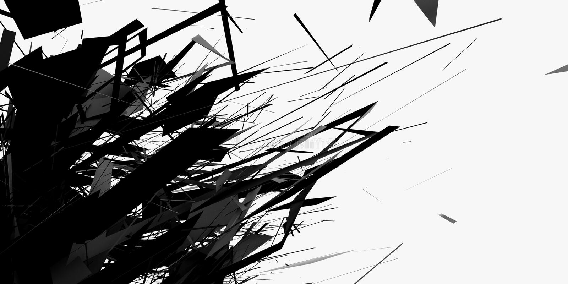 1 abstrakt cgi vektor illustrationer
