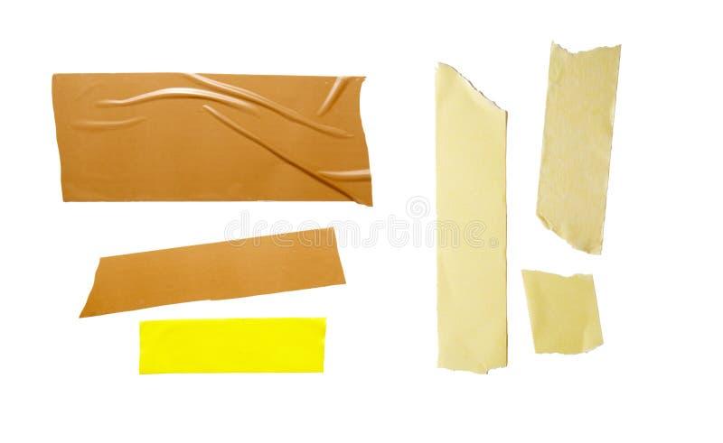 1 adhesive gruppband arkivbilder