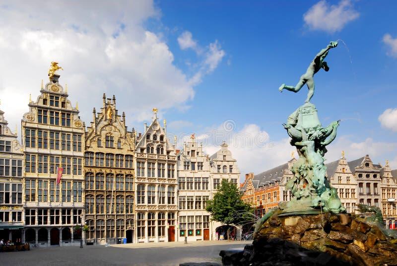 1 Anvers photo libre de droits