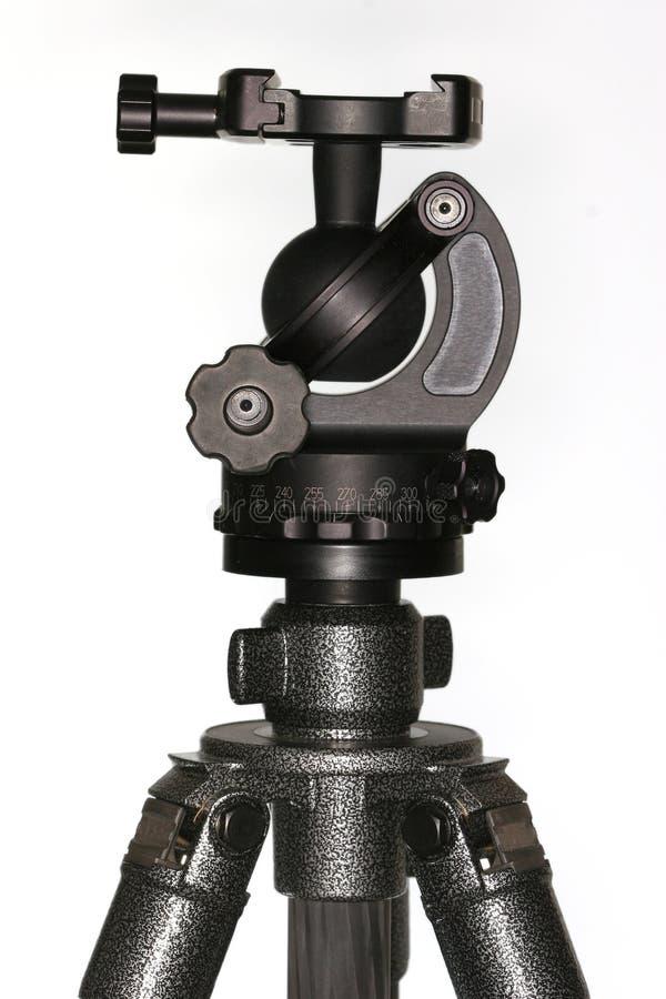1 Ballheadtripod Fotografering för Bildbyråer