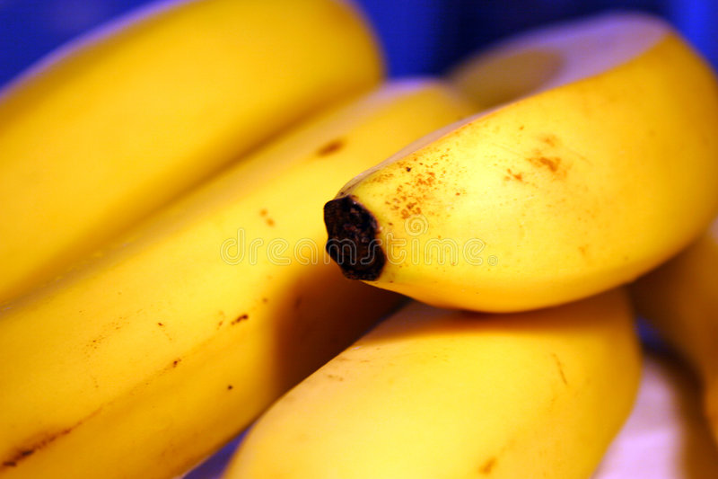 1 banan tło zdjęcie royalty free