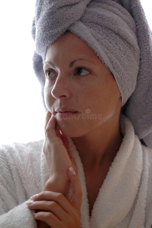 1 bath piękno zdjęcia stock