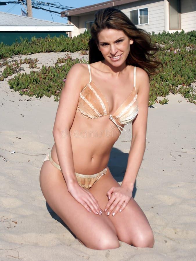 1 Bikini Danielle Στοκ Εικόνα
