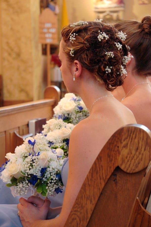 Download 1 bridesmaid стоковое фото. изображение насчитывающей усаживание - 488346
