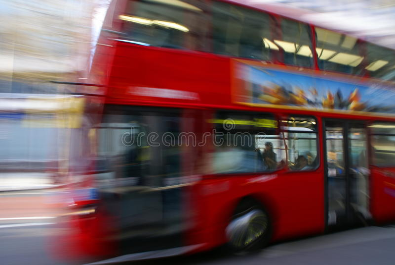 1 buss london arkivbilder