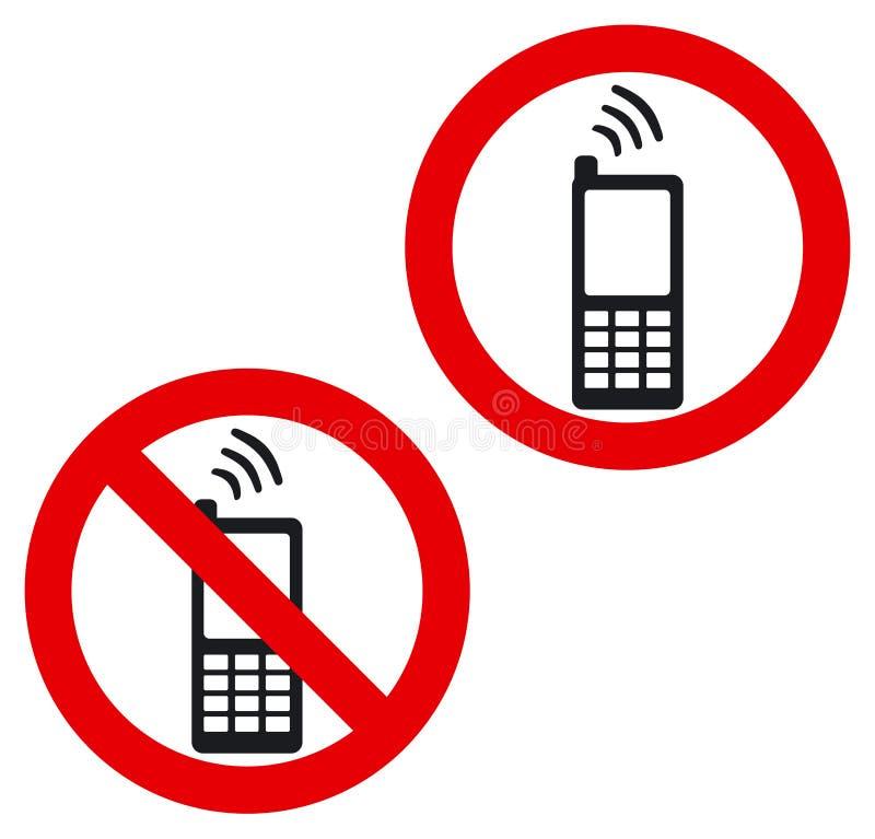 1 cellphone01 royalty ilustracja