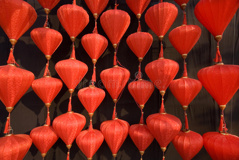 (1) chiński latarniowy nowy rok obrazy royalty free