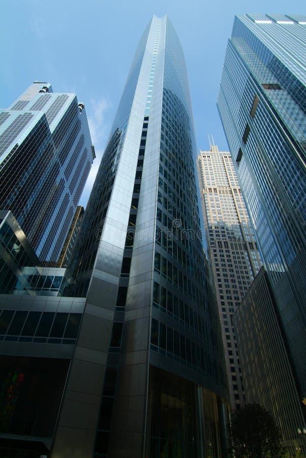 1 chicago стоковое изображение