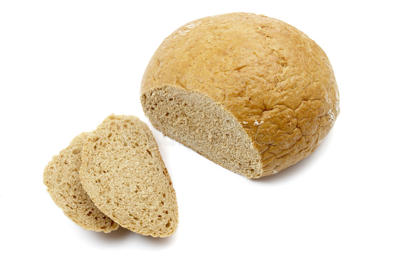 (1) chlebowy zmrok fotografia stock