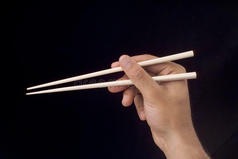 1 chpsticks 库存图片