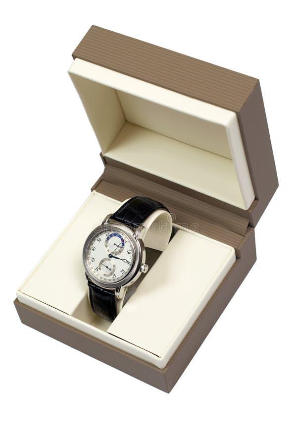 1 chronometerschweizare arkivbild