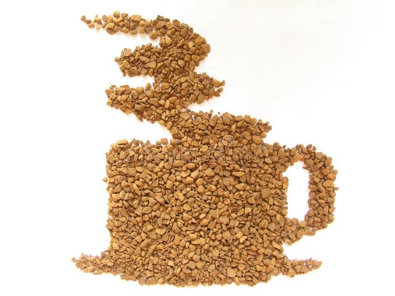 1 coffeecup стоковое фото