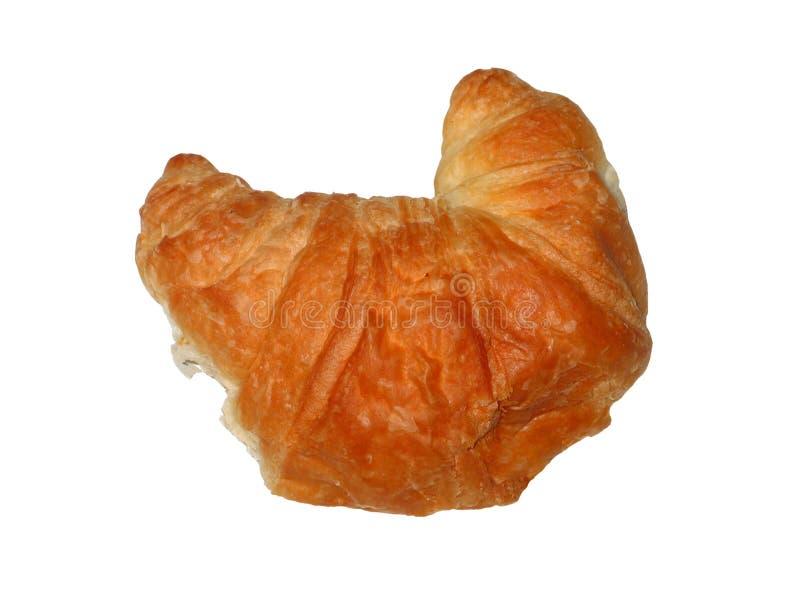 1 croissant στοκ φωτογραφία με δικαίωμα ελεύθερης χρήσης