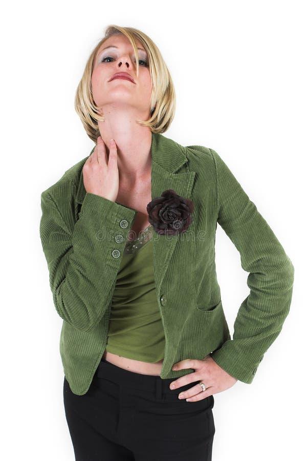 Download 1 damo mody zdjęcie stock. Obraz złożonej z dziewczyna - 129810