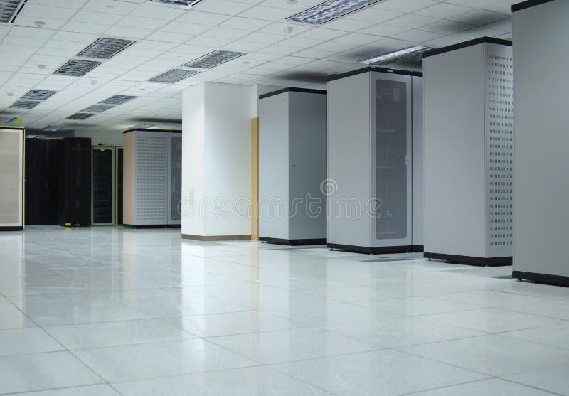 1 datacenter内部 图库摄影