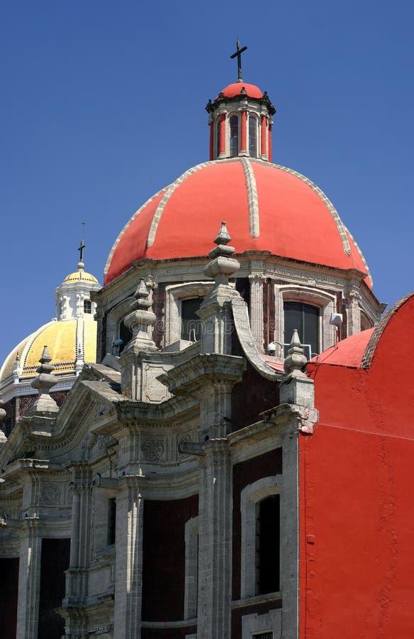 1 df Мексика стоковое изображение