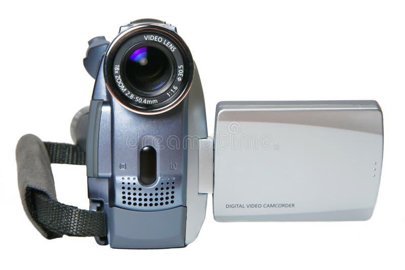 1 digitala video för kamera royaltyfria bilder