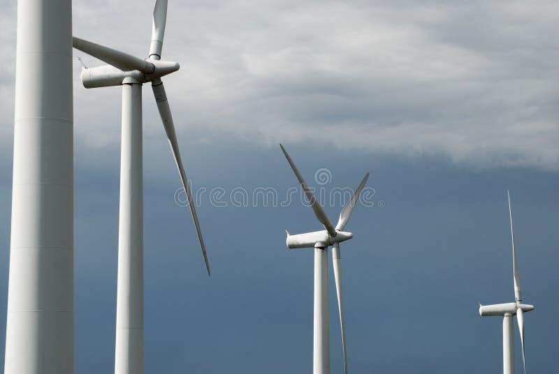 1 energii wiatru obraz royalty free