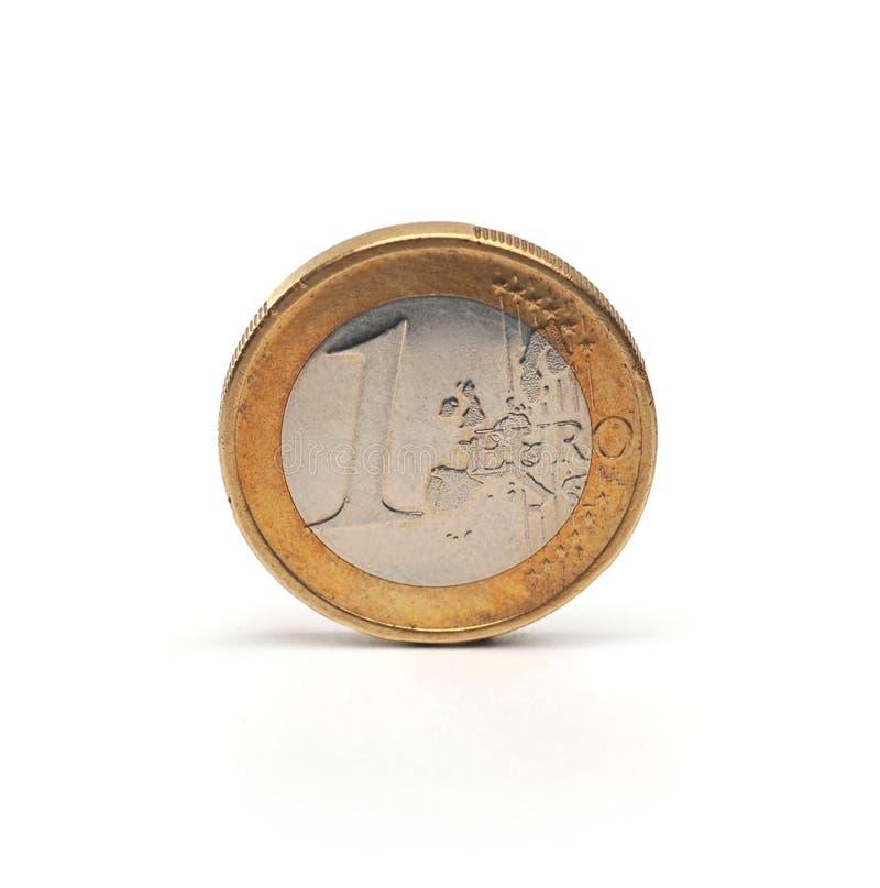 1 Euro stockfotografie