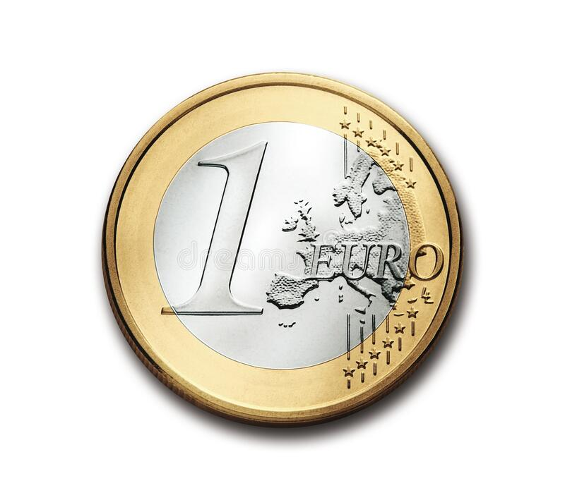 1 Euro Coin Free Public Domain Cc0 Image