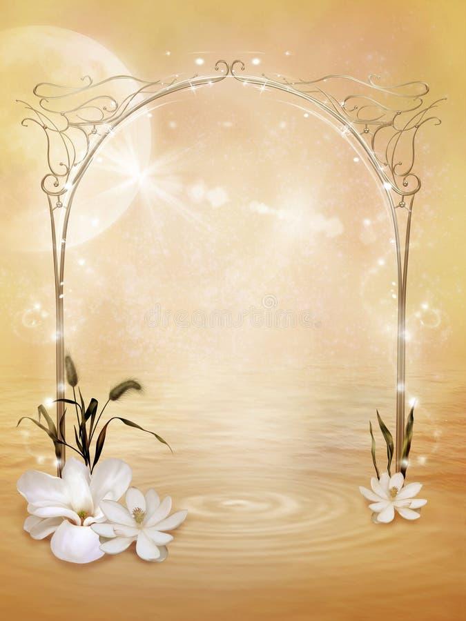 1 fairy пейзаж бесплатная иллюстрация