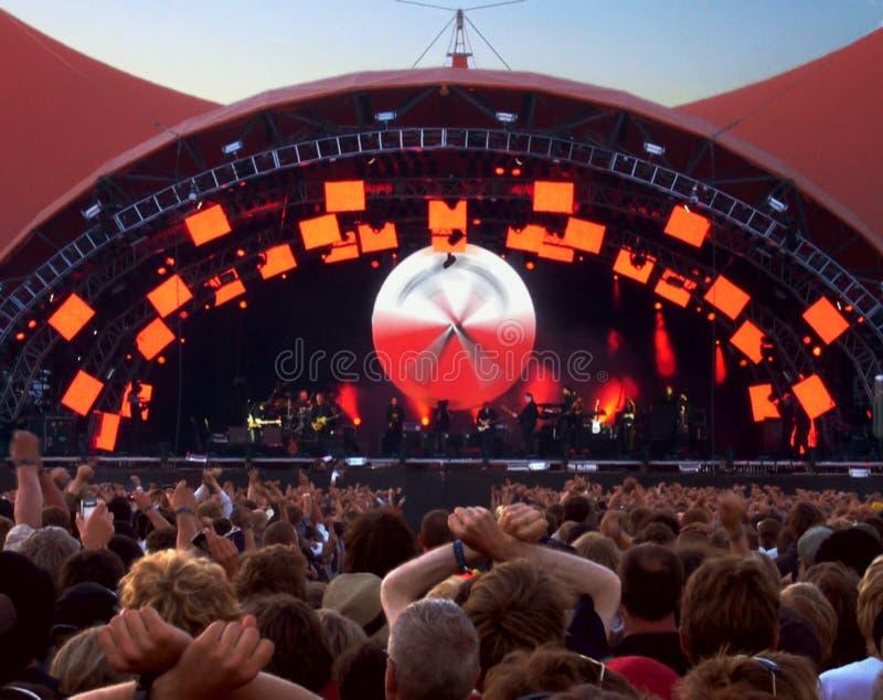 1 festiwal muzyki obrazy royalty free