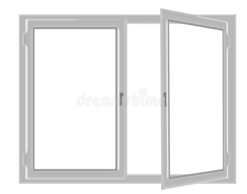 1 finestra immagine stock