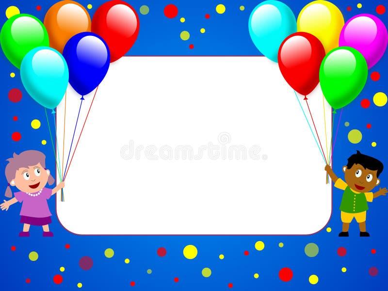 1 frame party photo time ελεύθερη απεικόνιση δικαιώματος