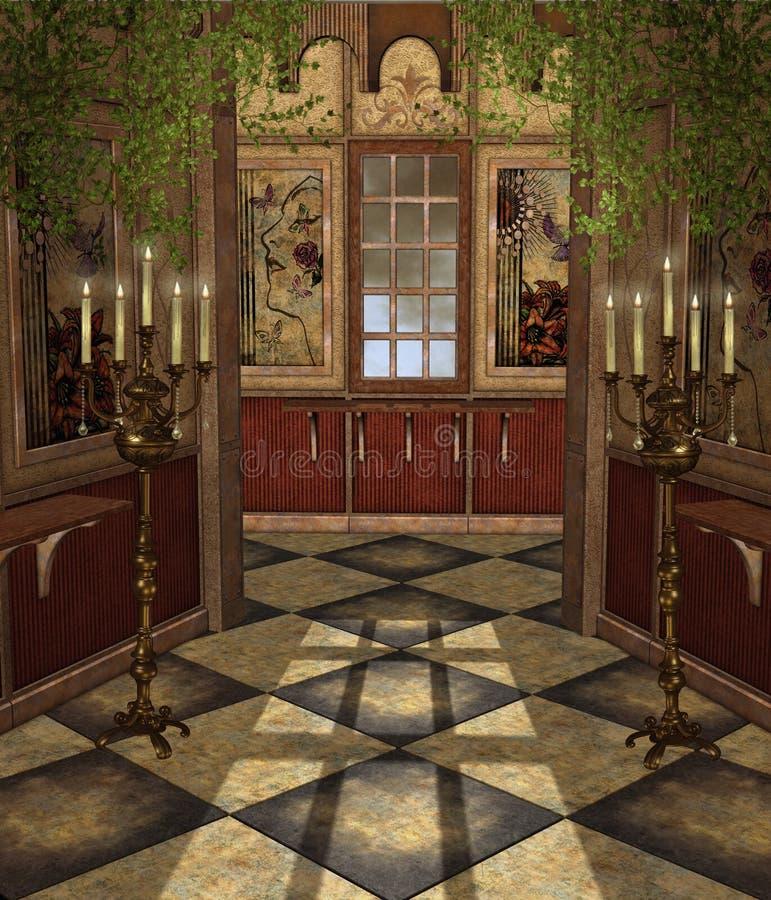 Download (1) galanteryjny pokój ilustracji. Ilustracja złożonej z pokój - 13338267