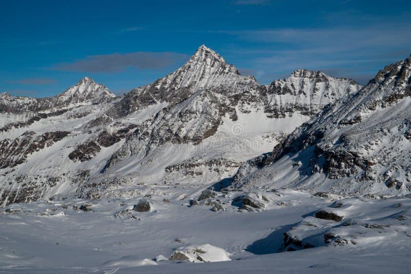 1 glaciär ser weissvärlden fotografering för bildbyråer