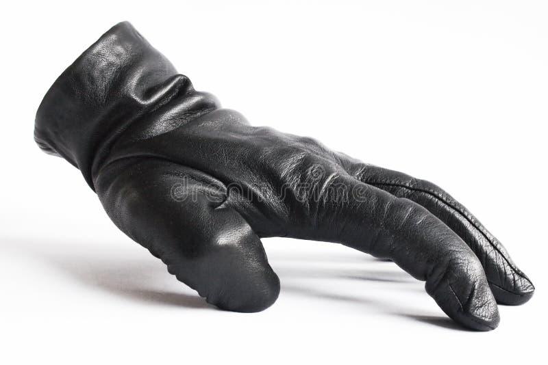 1 glove leather στοκ εικόνα με δικαίωμα ελεύθερης χρήσης